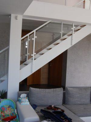 schody policzkowe - blacha 15